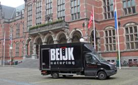 Rijksuniversiteit en Beijk sluiten cateringovereenkomst