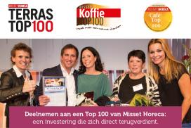 Misset op de Horecava: focus op Top 100's