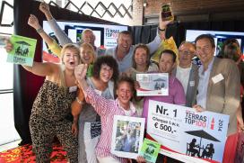 Inschrijving Terras Top 100 2015 start op Horecava