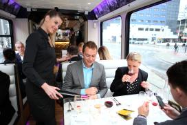 Haags tramrestaurant gaat ook overdag rijden