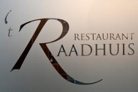 Restaurant 't Raadhuis weg uit Heinenoord