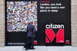 citizenM groeit in steden waar het al zit
