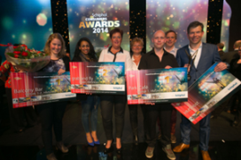 Twee Schiphol-awards voor HMSHost