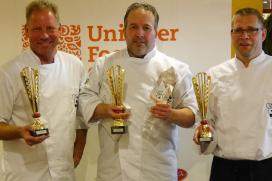 Twee winnaars bij Zeeuwse kookwedstrijd