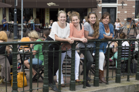 Terras Top 100 2014 nr. 2: Spaarne66, Haarlem