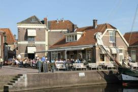 Terras Top 100 2014 nr. 15: Prins Mauritshuis, Blokzijl