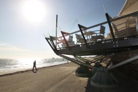 Terras Top 100 2014 nr. 31: Waterfront, Vlissingen