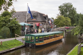 Terras Top 100 2014 nr. 43: Fanfare, Giethoorn