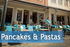 Terras Top 100 2014 nr. 74: Pancakes & Pasta's, Vlissingen