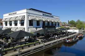 Terras Top 100 2014 nr. 95: Van der Valk Hotel Leiden, Leiden