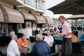 Terras Top 100 2014 nr. 42: Van Speijk, Egmond aan Zee