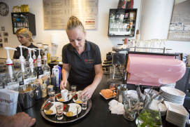 Koffie Top 100 2014 nummer 95: IJspressi, Almere-Stad