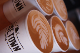 Koffie Top 100 2014 nummer 90: Hometown, Den Haag