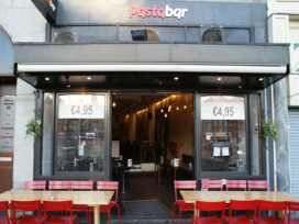 Koffie Top 100 2014 nummer 77: Pasta bar, Amsterdam