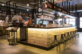 Koffie Top 100 2014 nummer 52: Stan & Co, Utrecht