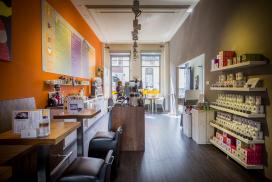 Koffie Top 100 2014 nummer 34: Kaldi,Tilburg