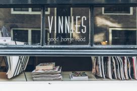 Koffie Top 100 2014 nummer 32: Vinnies, Amsterdam