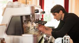 Koffie Top 100 2014 nummer 12: 't Feithhuis, Groningen