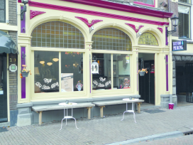 Café Top 100 2015 nr. 36: De Hete Brij,  Zwolle