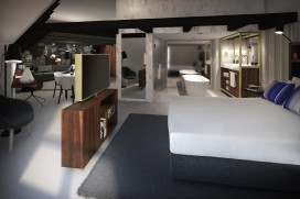 Horecainterieur: Ink Hotel Amsterdam (deel 2)