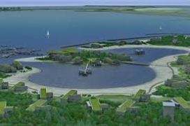 Resort Punt-West opent begin juni