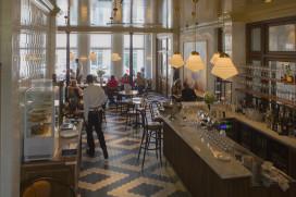 Grand Café Mauritz heropend