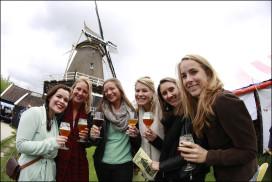 Utrechts Bierbrouwers Festival druk bezocht