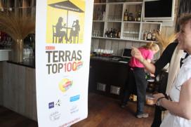 Foto's uitreiking Terras Top 100 2012