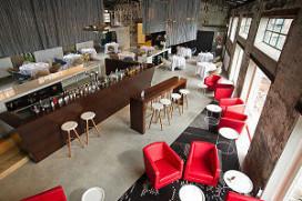 Foto's nieuwe locatie restaurant One