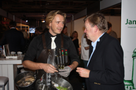 Fotoreportage vakbeurs Gastronomie 2012