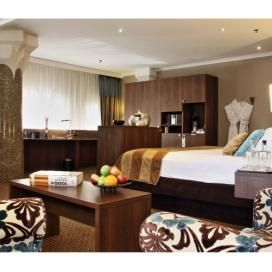 Foto's genomineerden mooiste hotelkamer