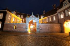 Monumentaal Prinsenhof in Groningen voor €8 miljoen opgeknapt
