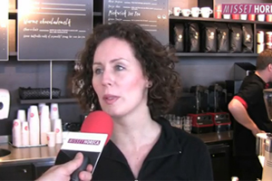 Video: locatiemanager Nienke den Hartogh van DE Café Rotterdam