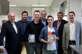 Fotoverslag Bokkedoorns Award 2013