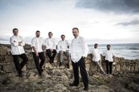 Foto's: Van der Kroft* op culinair festival Portugal