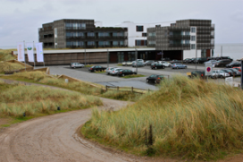 Waar Boerma kookte: hotel Budersand Sylt