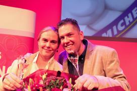 Foto's presentatie Michelingids 2014