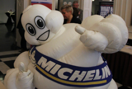 Werner Loens over Michelin 2014