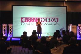 Video: Sfeerimpressie FoodService Awards 2013