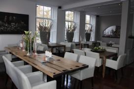 Foto's vernieuwd restaurant in Ede