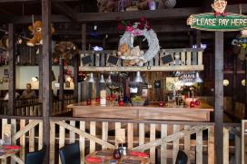 Fotoreportage eerste Beren eetcafé op Goeree-Overflakkee