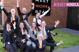 Impressie finaledag Dutch Hotel Award