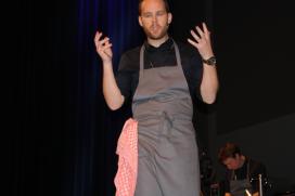 Foto's: tweede dag ChefsRevolution 2014