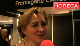 Horecava video-interview: Betty Koster over kaas