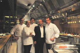 Culinaire reisverslag  Alain Carron en Ron Blaauw