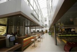 Fotoreportage Sodexo (categorie grote bedrijfsrestaurants)