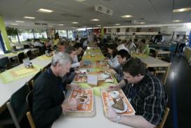 Fotoreportage Albron (categorie grote bedrijfsrestaurants)