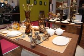 Trends in serviesgoed en tafellinnen