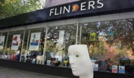Flinders Amsterdam: lunchcafé én designwinkel