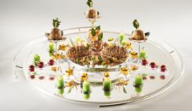 Alle gerechten en schotels Bocuse d'Or 2012
